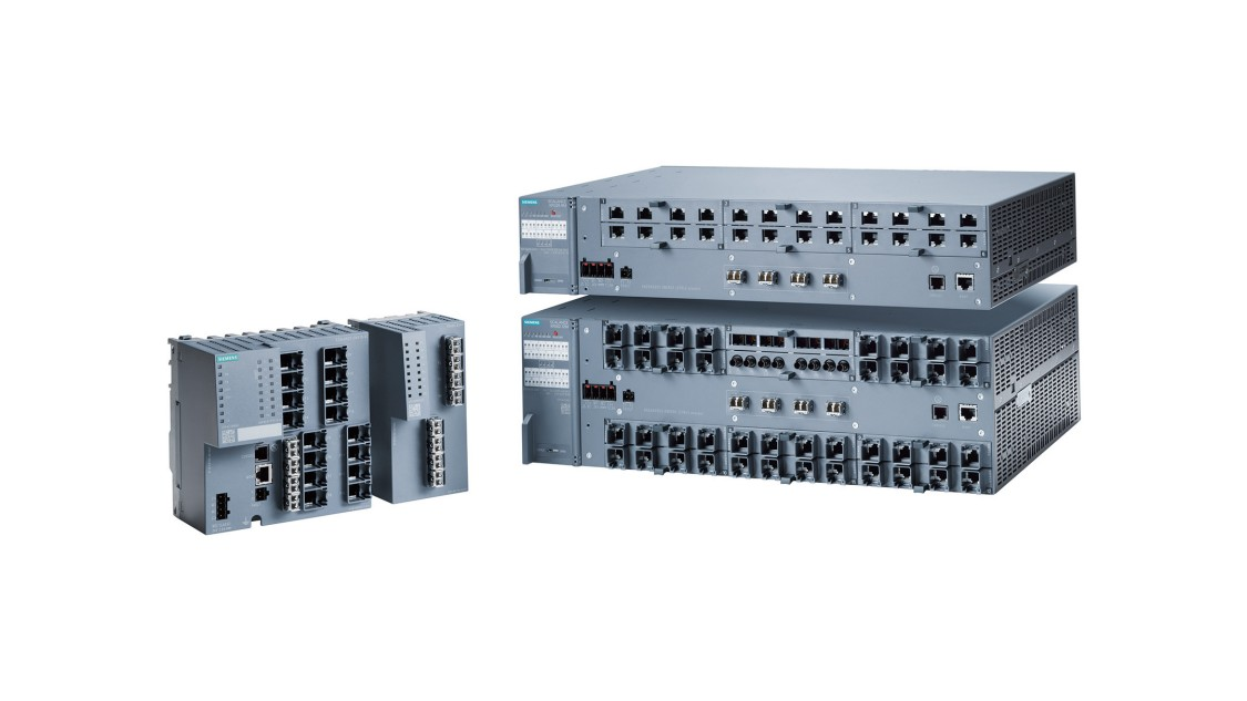 scalance x industrial ethernet