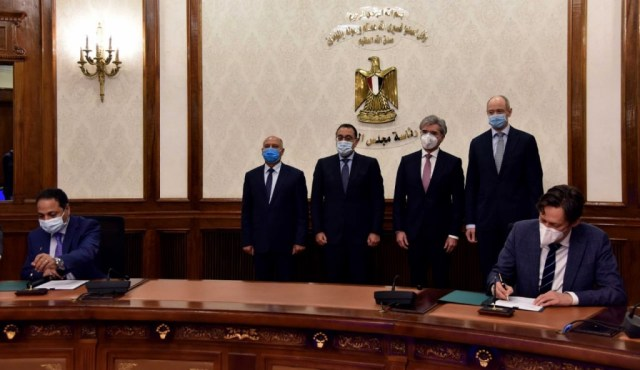Siemens Mobility Signs Landmark MoU to Install Egypt's First Ever High-Speed Rail System