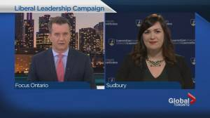 Focus Ontario: Liberal Leadership Candidate Kate Graham