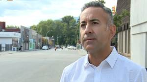 Kelowna mayor says protest in front of hospital was misguided (01:07)