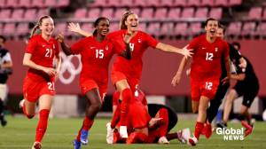 Tokyo Olympics: Canada defeats U.S. 1-0 in women's soccer (01:59)