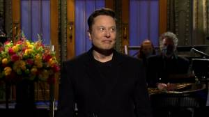 'I hope it's not Dogecoin:' Elon Musk's mom joins SpaceX founder for 'SNL's' opening monologue (05:21)