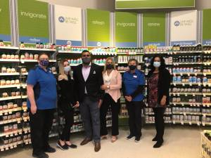 YWCA Peterborough Haliburton and local Shoppers Drug Mart partner for the Love You initiative (02:33)