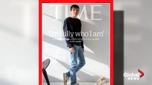 N.S. trans community applauds Elliot Page after Time Magazine cover (01:57)
