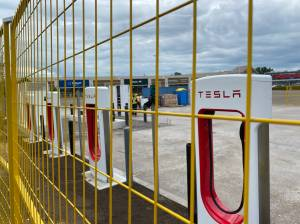 Electric vehicle charger installation in Peterborough sign of increase in electric vehicle sales (03:35)