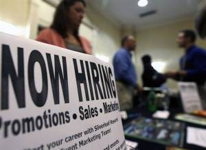 Employment agencies say there's no shortage of jobs, but a shortage of willing workers