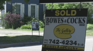 Peterborough home buyers now have more competition in the market (02:42)