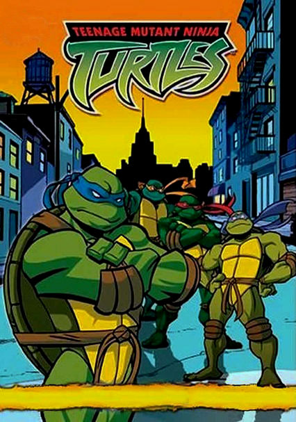 Netflix Ninja Turtles Movie : netflix, ninja, turtles, movie, Teenage, Mutant, Ninja, Turtles, (2003), Blu-ray, Netflix