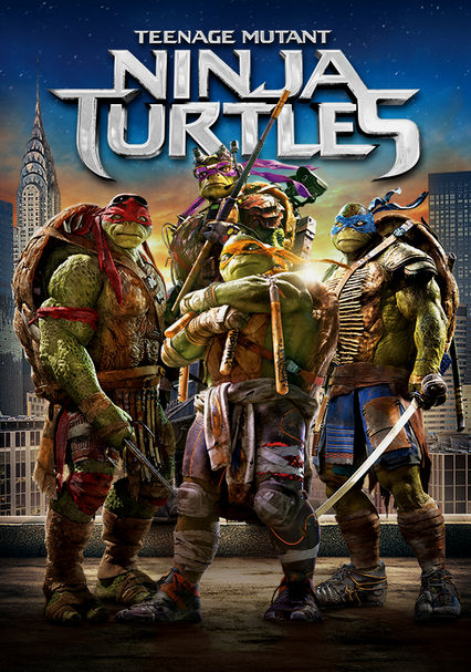 Netflix Ninja Turtles Movie : netflix, ninja, turtles, movie, Teenage, Mutant, Ninja, Turtles, (2014), Blu-ray, Netflix