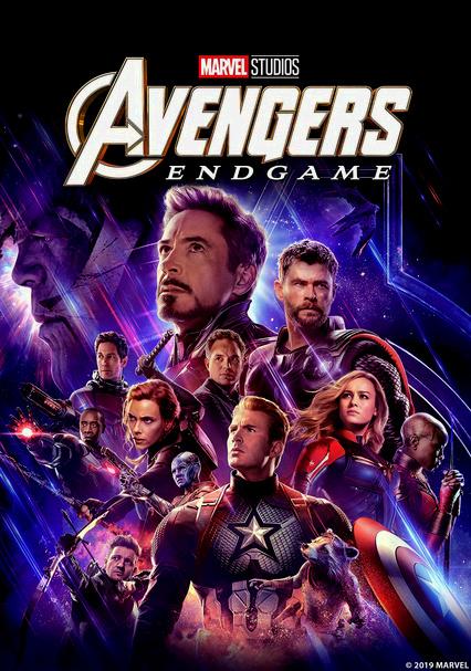Avengers Endgame Telecharger Gratuit : avengers, endgame, telecharger, gratuit, Avengers:, Endgame, (2019), Blu-ray, Netflix