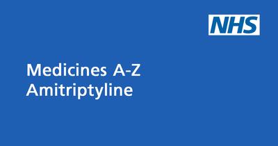 Buy Amitriptyline