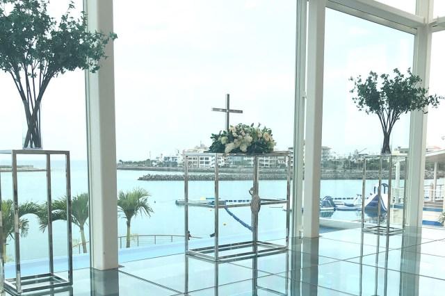沖繩婚禮:聖陶芮塔教堂