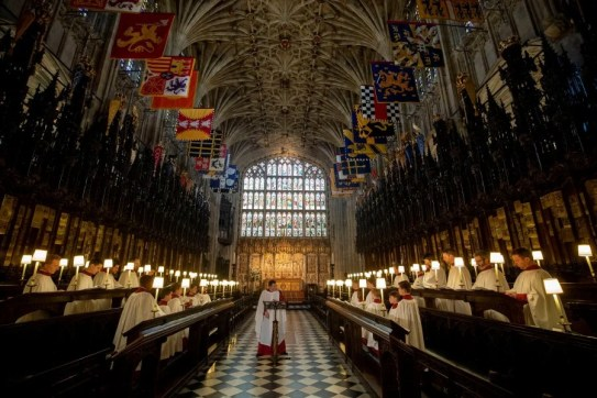 Image result for Wedding of Prince Harry and Meghan Markle at St George's Cathedral