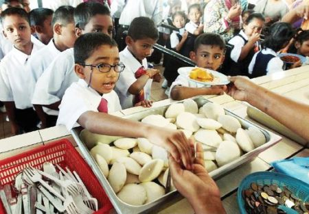 Image result for malaysian school kids canteen