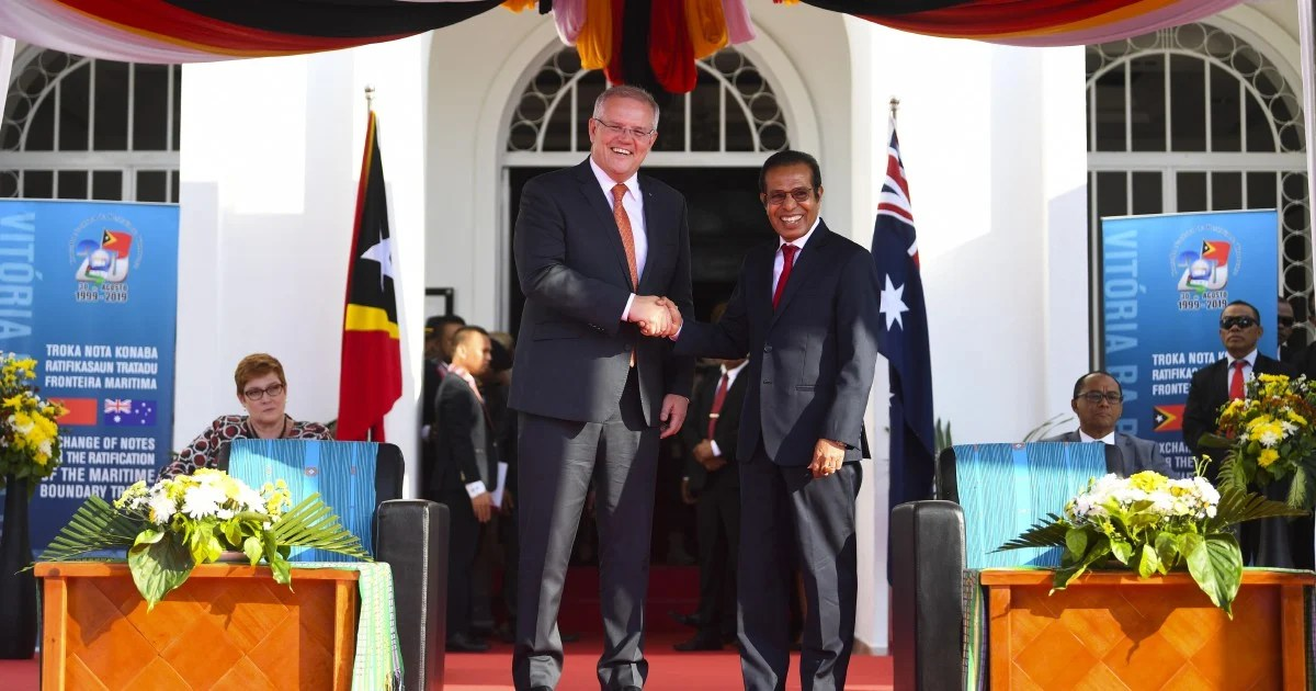 East Timor marks 20 years of independence from Indonesia | New Straits Times | Malaysia General Business Sports and Lifestyle News