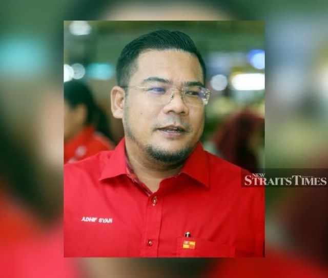 Adhif Syan Suspended From Bersatu New Straits Times Malaysia