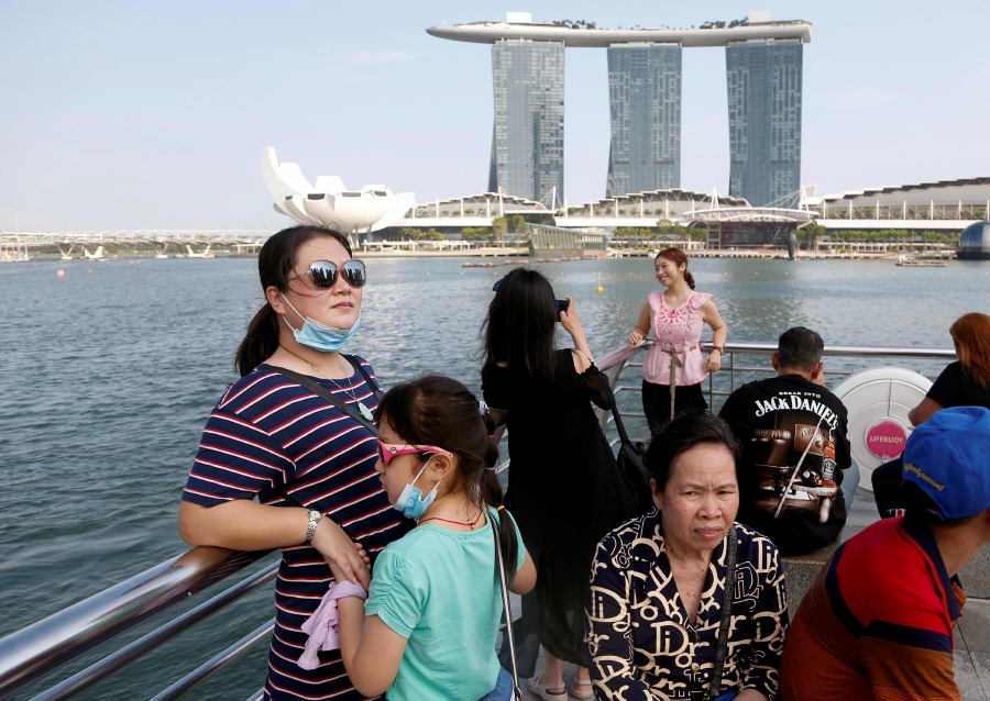 Coronavirus: Singapore confirms two more cases | New Straits Times ...