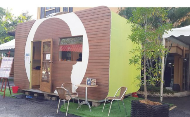 Green Man In A Tiny Home New Straits Times Malaysia