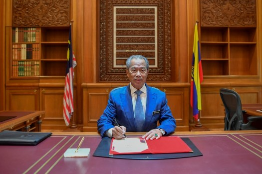 Muhyiddin to address the nation at 9pm | New Straits Times ...