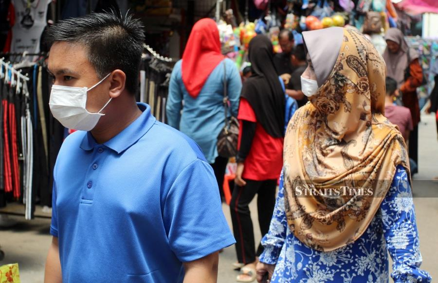 125 new Covid-19 cases in Malaysia, tally jumps to 553 | New ...