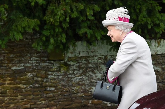 Britain's Queen Elizabeth II arrives for the Royal Family's traditional Christmas Day service at St Mary Magdalene Church in Sandringham, Norfolk, eastern England, on December 25, 2018. AFPBy Reuters - December 25, 2018 @ 7:36pm