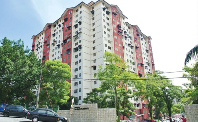 Overdevelopment Whither Taman Desa New Straits Times