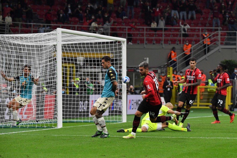 07/10/2021· theo hernandez slams home a winner for france as the clock ticket into 90! Watch: Hernandez helps Milan join leaders Inter, Juve get ...