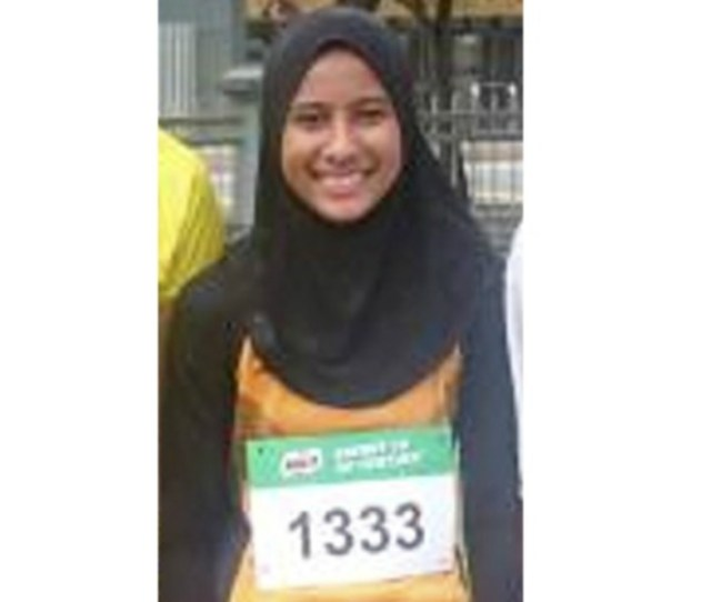 Negri Sembilans Puteri Nur Adillah Shik Azizir Rahman Grabbed Attention At The Perak Stadium On Thursday When She Battered Roslinda Samsus  Year Old