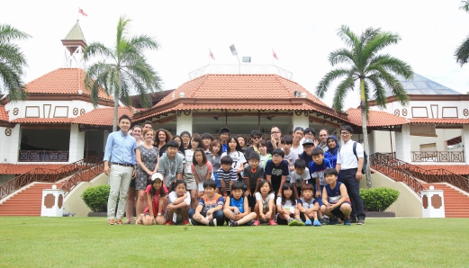 South Korean Students Had A Taste Of Malaysian Culture New