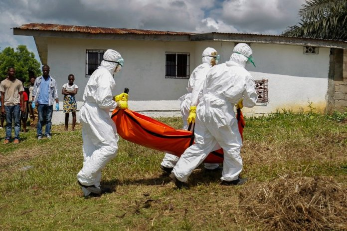 Image result for ebola outbreak in congo