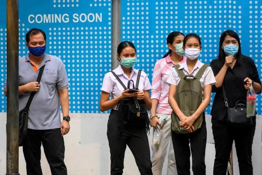 Thailand reports 30 new coronavirus cases, total of 177 | New ...