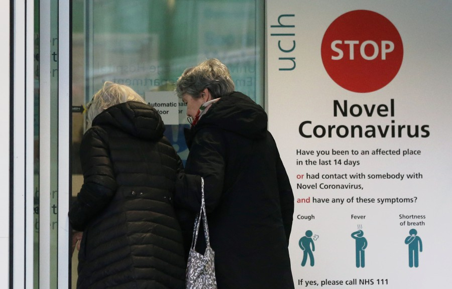 Coronavirus fraud: UK victims lose RM4.17m in scams | New Straits ...