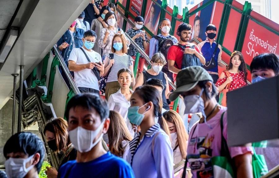 Thailand confirms six more coronavirus infections, bringing total ...
