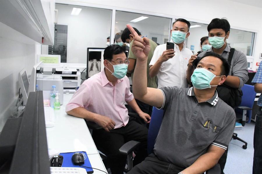 Thailand sees apparent success treating coronavirus with HIV drug ...