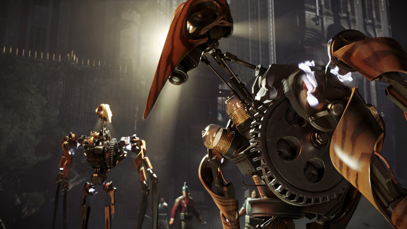 dishonored 2 pc buy