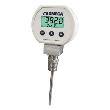 PRTXD Series | Temperature Transmitter with Display and RTD Sensor | Omega