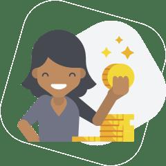 O dinheiro do bônus é pago em 3 dias na sua conta PagBank