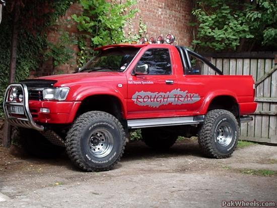 Hilux 4runner And Surf Thread Page 41 Australian 4wd