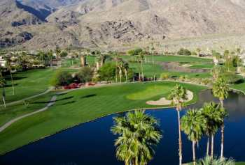 Best Par Three Holes with Water in Greater Palm Springs
