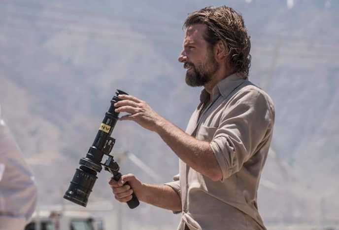 Image result for bradley cooper directing