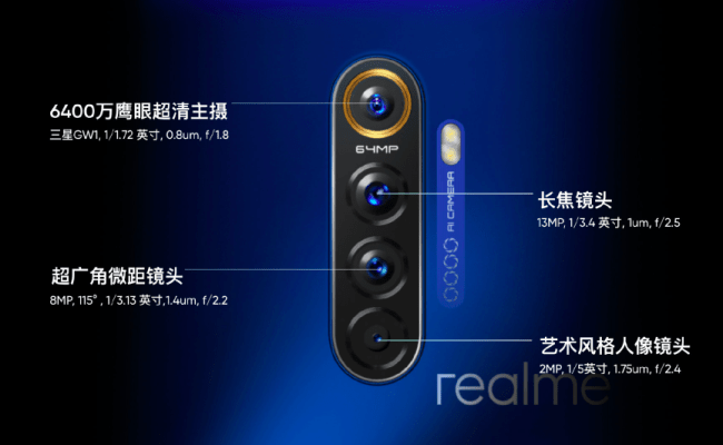 Realme Launches First Flagship Realme X2 Pro With Sd855