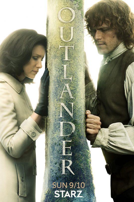outlander terceira temporada