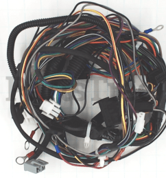 snapper part 1738984yp wiring harness partstree com [ 1280 x 720 Pixel ]