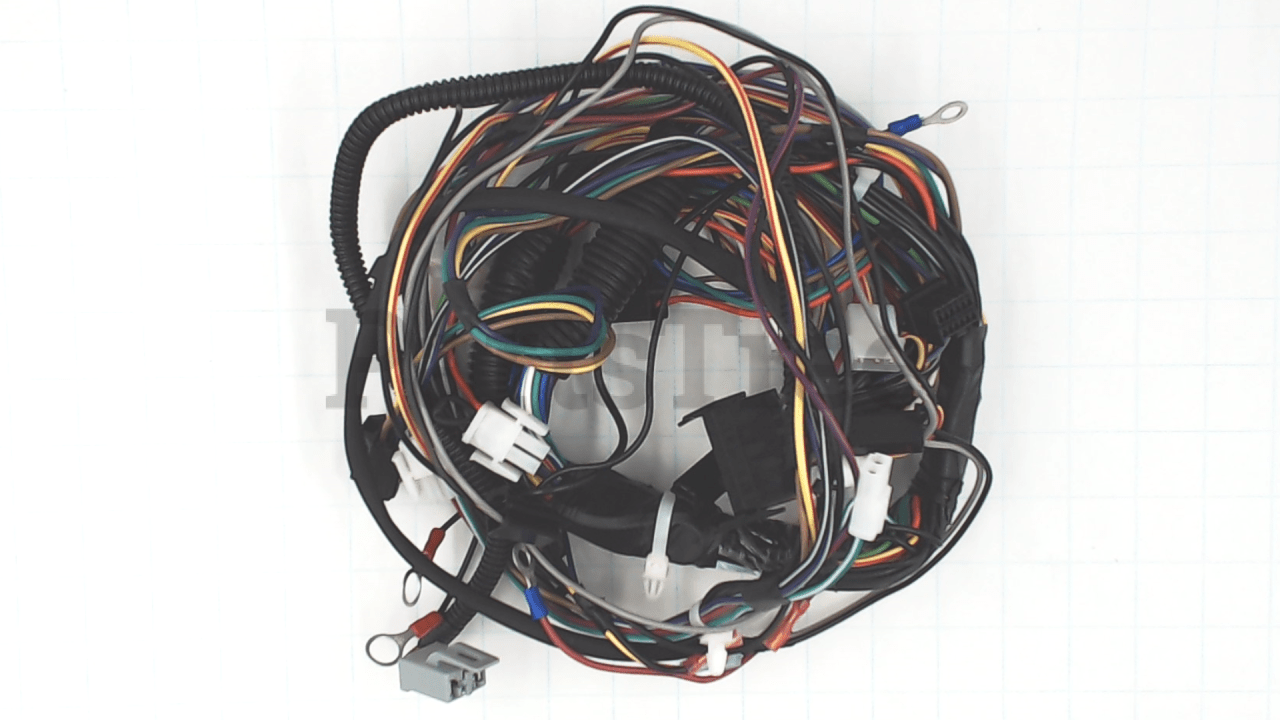 hight resolution of snapper part 1738984yp wiring harness partstree com
