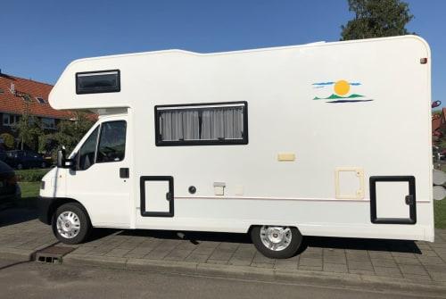 Camper Vrijheid in Almere