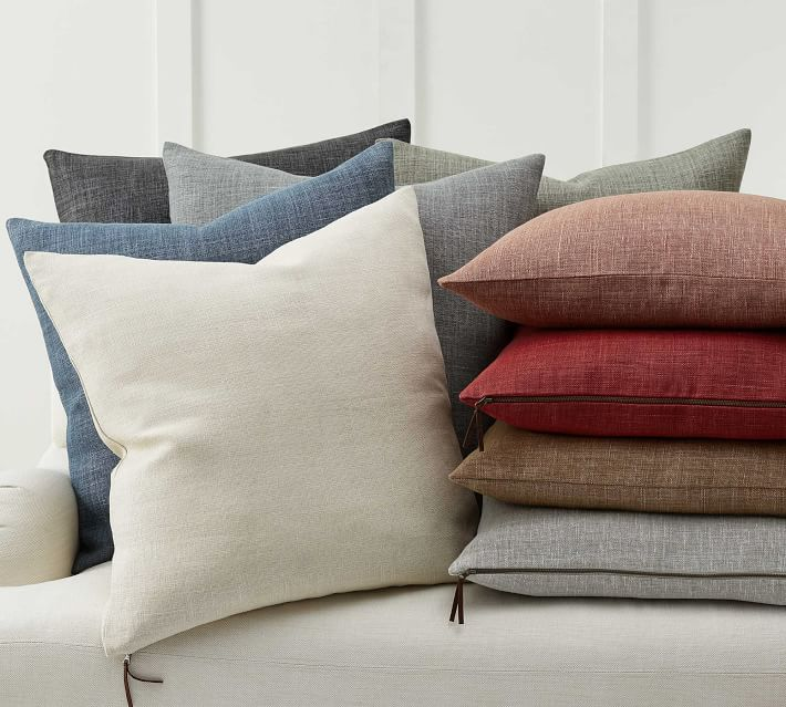 grey throw pillow covers online