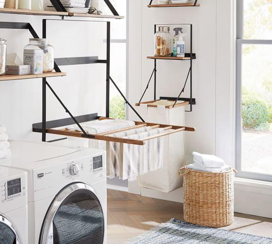 trenton laundry drying rack
