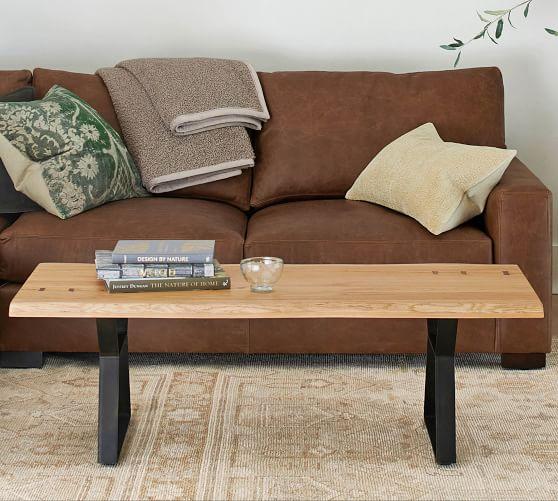 sereno 52 live edge coffee table