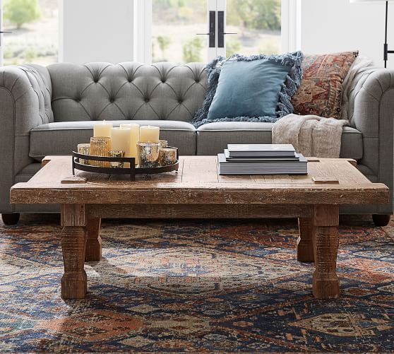 takhat 53 5 reclaimed wood coffee table
