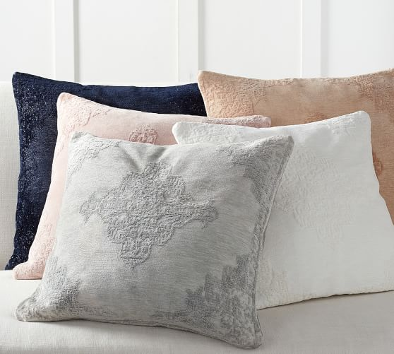 maddie textured pillow covers pottery
